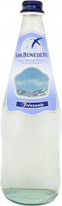 サンベネデット750mlガラス瓶