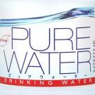 ピュアウォーター/Pure Water